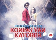 Een lesmap bij de film - Koning van Katoren