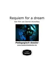 lesmap requiem for a dream - Lessen in het donker