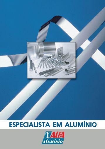 Catálogo PDF - Alfaaluminio.com.br