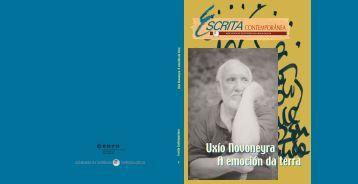 A emoción da terra - Asociación de Escritores en Lingua Galega