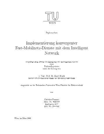 Download full paper [pdf] - Institut für Nachrichtentechnik und ...