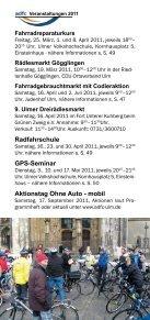 www .adfc-ulm.de - ADFC - Kreisverband Ulm/Alb-Donau und Neu ... - Seite 6