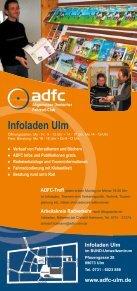 www .adfc-ulm.de - ADFC - Kreisverband Ulm/Alb-Donau und Neu ... - Seite 7