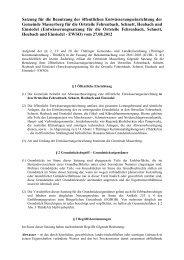 Diese Satzung als .pdf Dokument herunterladen - Masserberg