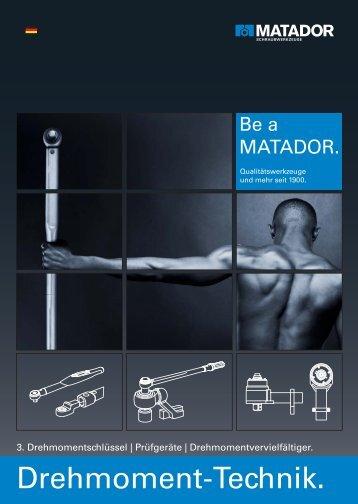 3. Drehmoment-Technik - Matador