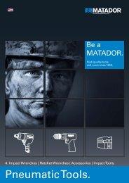 Pneumatic Tools. - Matador