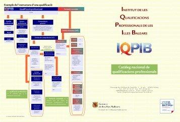 Carpeta Catàleg Nacional de Qualificacions Professionals