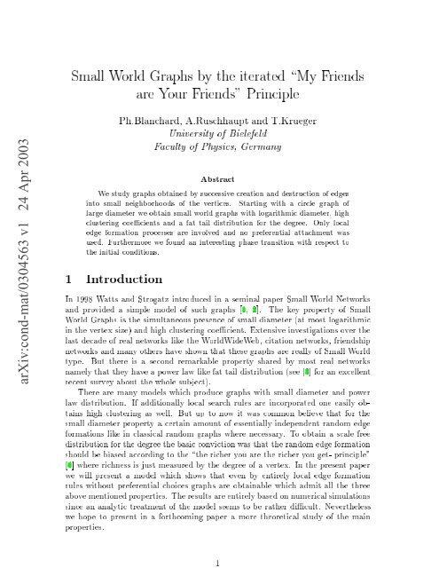 arXiv:cond-mat/0304563 v1 24 Apr 2003