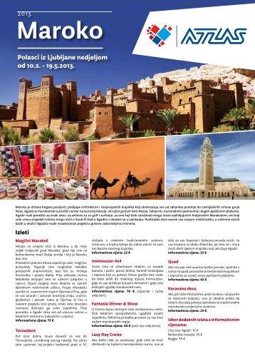 Maroko - Atlas