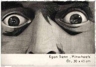 Marcel van Eeden, Zeichnung aus der Serie ... - Mathildenhöhe