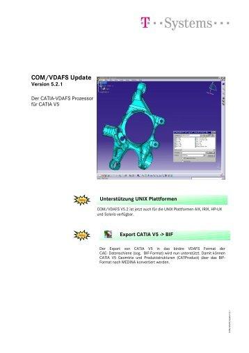 COM/VDAFS Update - ACTAS GmbH