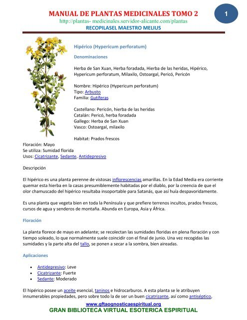 plantar parásitos que extraen agua del huésped
