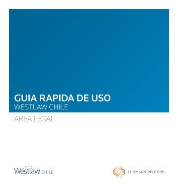 GUIA RAPIDA DE USO - Universidad Finis Terrae