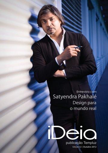 o mundo real - Satyendra Pakhalé