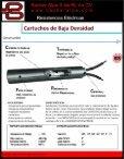 Cartuchos de Baja Densidad - Backer & Alpe - Page 2