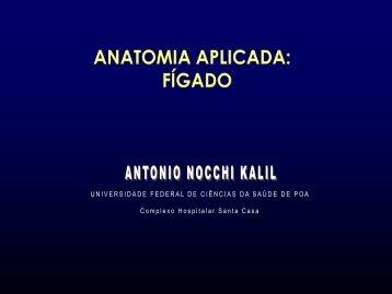 Anatomia Cirúrgica Aplicada - IJP