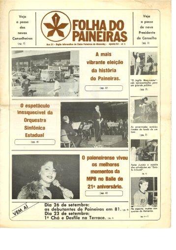 FOHADO - Clube Paineiras do Morumby