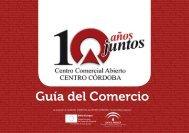 guia comercio cordoba - Junta de Andalucía
