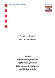 Lehrplan - Adolf-Reichwein-Schule