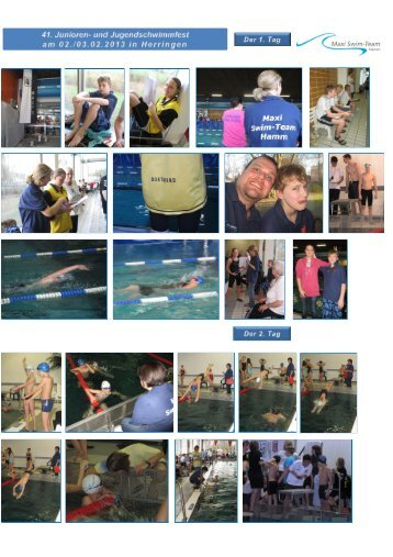 Bilder - Maxi Swim-Team Hamm