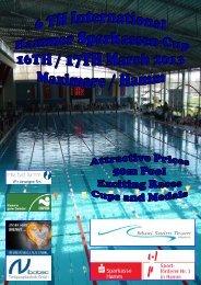 6th hammer sparkassen-cup - Maxi Swim-Team Hamm