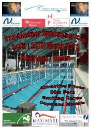 5th hammer sparkassen-cup - Maxi Swim-Team Hamm