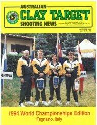 1994 - Australian Clay Target Association