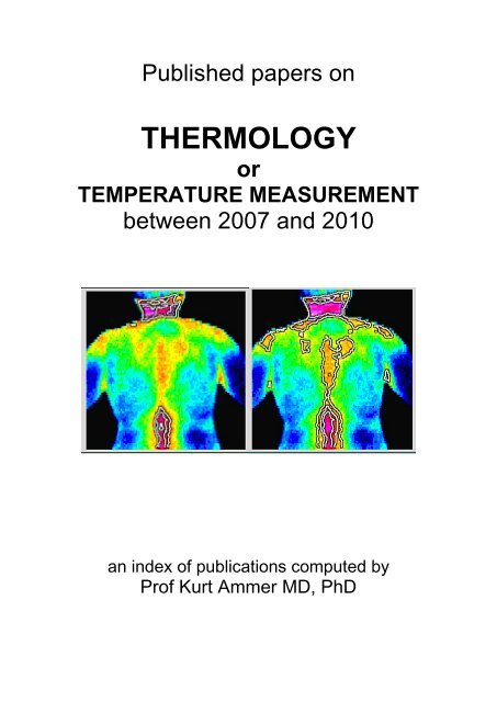 Model Gorden Ala Korea thermology uhlen verlag wien