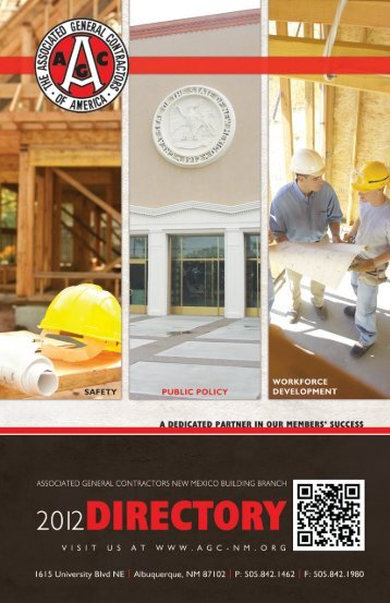 Associated General Contractors, New Mexico Building - Agc-nm.org