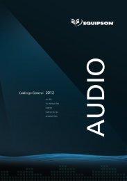 Audio 2012 - Equipson