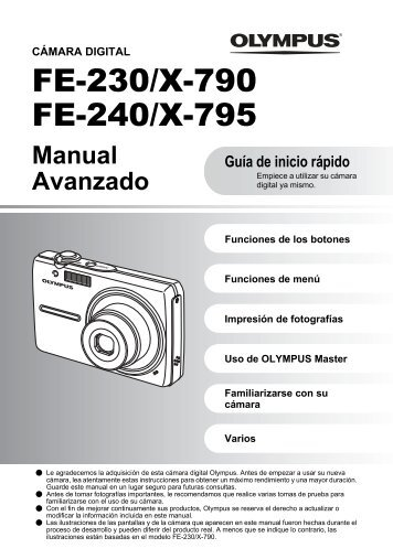 olympus fe 330 service manual digital camera fe 330 x 845 c 550 rh qualityinnsantaclaraca com HTC One X Manual PDF Jaybird BlueBuds X Manual