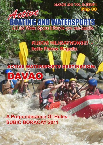 Davao - Active Boating Watersports