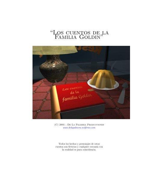 """De Los Goldin"""" La Familia Cuentos SUGVpLqzM"""