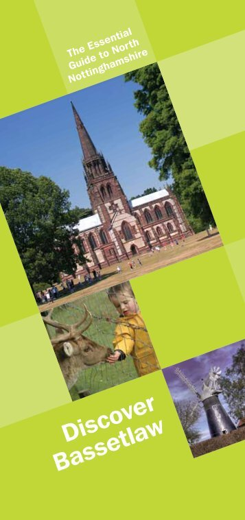 Discover Bassetlaw
