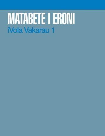 Matabete i Eroni iVolavakarau 1 - The Church of Jesus Christ of ...