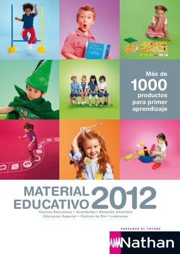 catalogo nathan 2012..