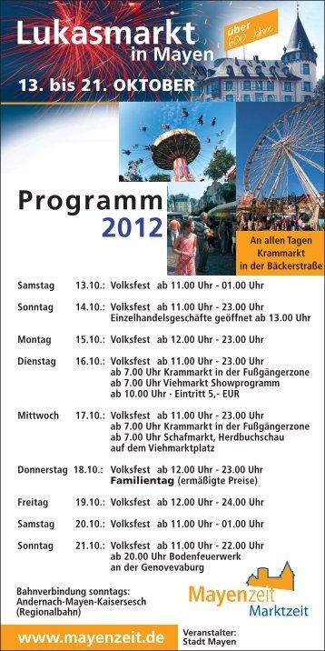 AZ Lukas 30-5-12 - Stadt Mayen