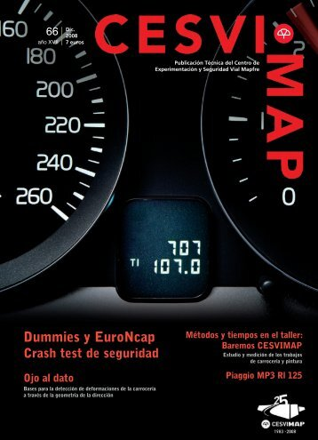 Piaggio MP3 Rl 125 - Revista Cesvimap