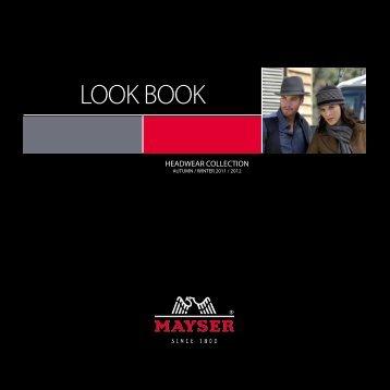 LOOK BOOK - Mayser