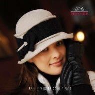 FALL / WINTER 2010 / 2011 - Mayser