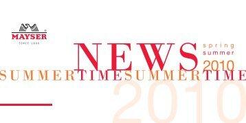 2010 SUMMERTIMESUMMERTIME - Mayser