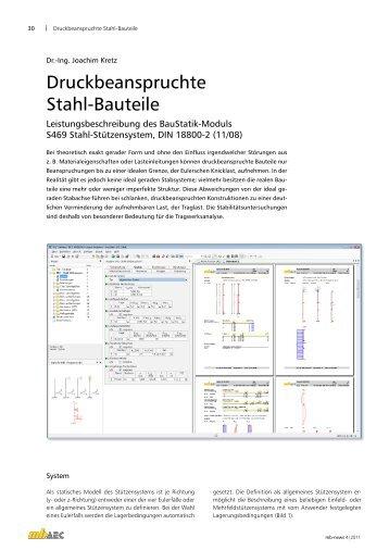 Dr.-Ing. Joachim Kretz - mb AEC Software GmbH