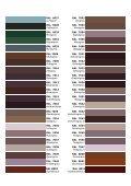 RAL Farbtabelle - Seite 4