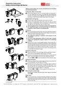 Konfektionieranleitung Sicherheits-Kontaktleiste GE-Serie - Nova - Page 2
