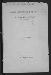 r The Catholic Democracy of America,64 - Digital Repository Services
