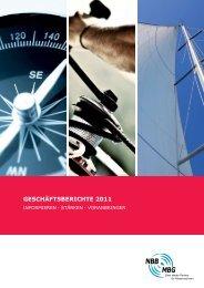 NBB_Geschaeftsbericht 2011_NBB (pdf, 3 MB) - Verband Deutscher ...