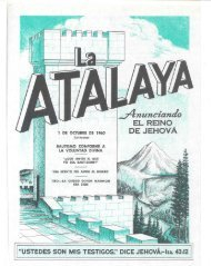 1960 la atalaya - News - home