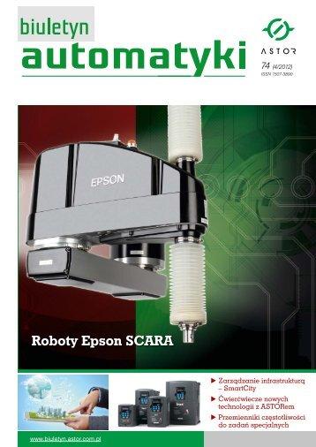 Pobierz Biuletyn Automatyki w formacie pdf - Astor