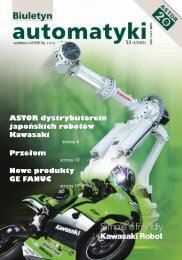 Biuletyn Automatyki nr 53 (3/2007) - Astor