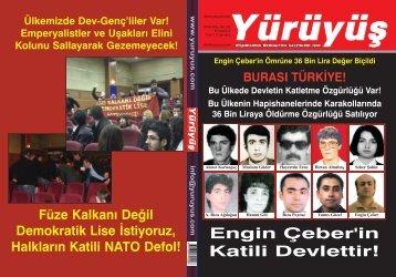 Ülkemizde Dev-Genç'liler Var! - Yürüyüş